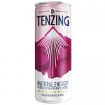 Tenzing Natural Energy Raspberry & Yuzu - 24 x 250ml