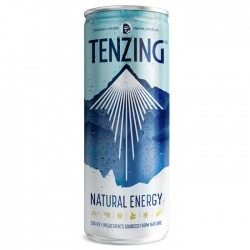 Tenzing Natural Energy  - 24 x 250ml