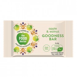 The Food Doctor | Apple & Walnut Bar - 20 x 40g