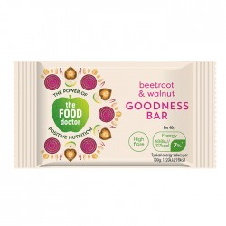 The Food Doctor | Beetroot, Walnut & Chickpea - 20 x 40g