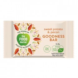 The Food Doctor | Sweet Potato, Pecan & Red Lentil - 20 x 40g