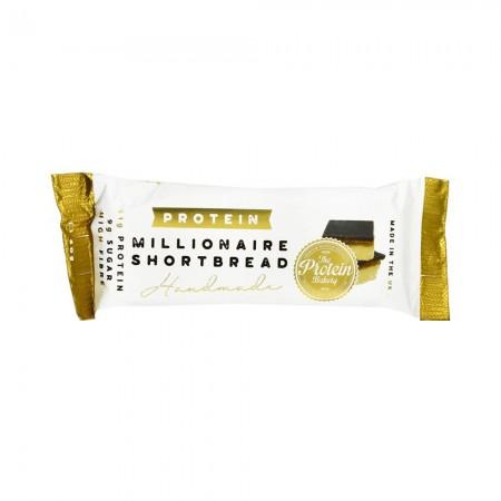 The Protein Bakery - Caramel Millionaire Shortbread (10 x 60g)
