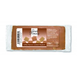 Simply Heavenly Flapjack Toffee Coated 15 x 120g
