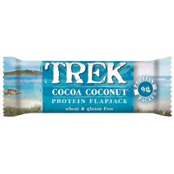 Trek Cocoa Coconut Protein Flapjack 16 x 50g