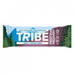 Tribe 10 - Chia & Cocoa Nib Bar | 16 x 58g