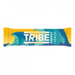 Tribe Blaze Trails Sour Cacao & Almond Bar | 16 x 48g