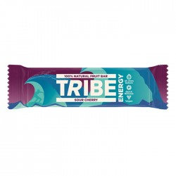 Tribe Blaze Trails Sour Cherry & Buckwheat Bar | 16 x 48g