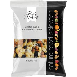 Simply Heavenly Tropical Mix 12 x 80g