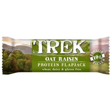 Trek Oat Raisin Protein Flapjack 16 x 50g