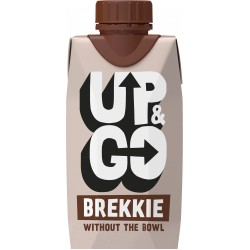UP&GO - Milk Chocolate - 8 x 330ml