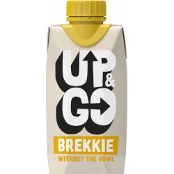 UP&GO - Banana & Honey - 8 x 330ml
