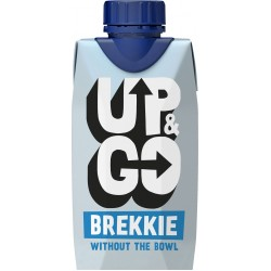 UP&GO - Vanilla - 8 x 330ml