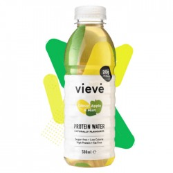 Vieve Protein Water Citrus Apple & Mint - 6 x 500ml