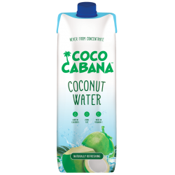 Coco Cabana Coconut Water 6x1 litre