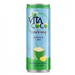 Vita Coco Sparkling Lemon & Lime 12 x 330ml