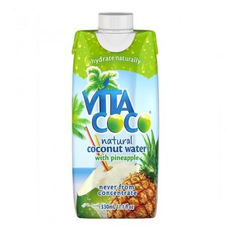 Vita Coco Pineapple 12x330ml