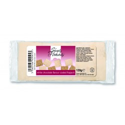 Simply Heavenly Flapjack White Chocolate Coated 30 x 120g