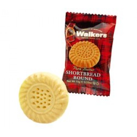Walkers Shortbread Rounds 22 x 40g