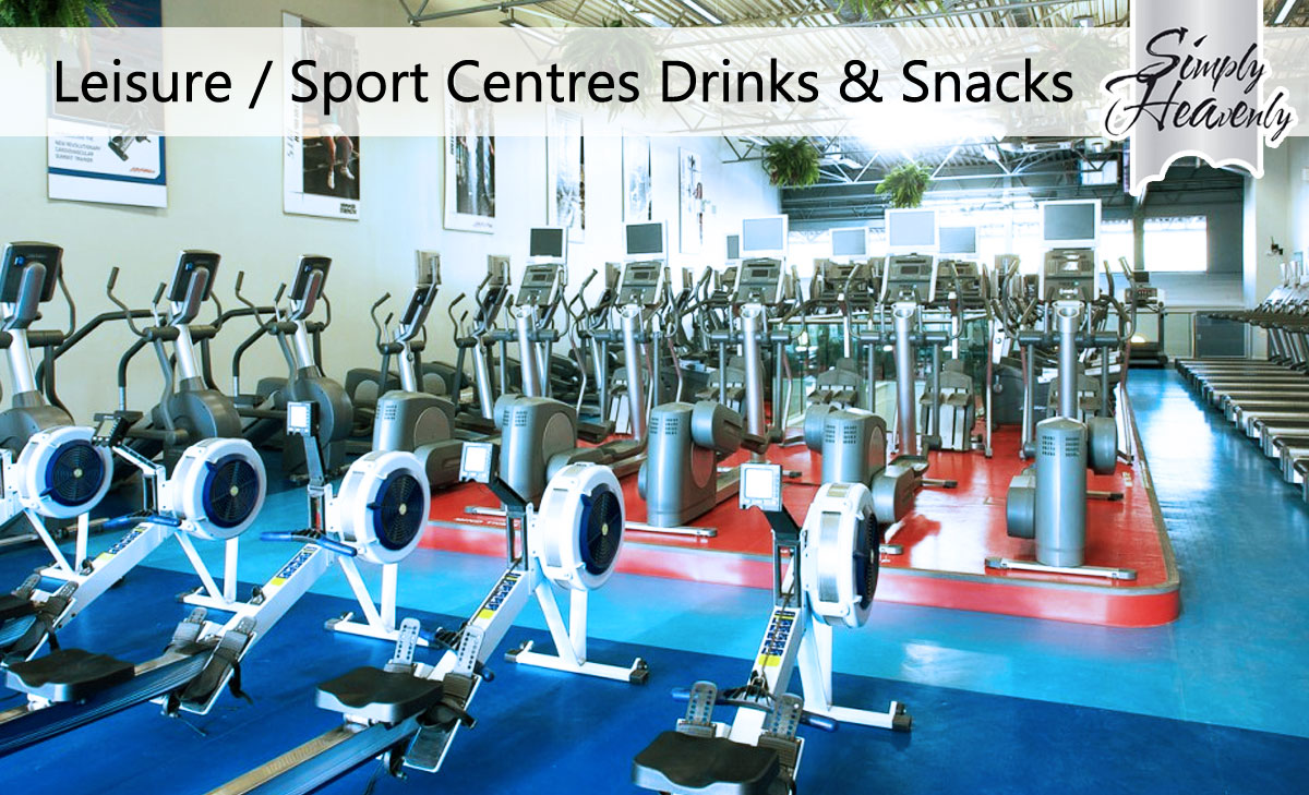 Leisure / Sport Centres Drinks & Snacks