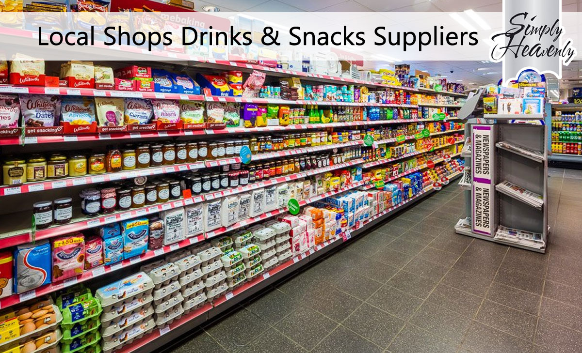 Local Shops Drinks & Snacks Suppliers