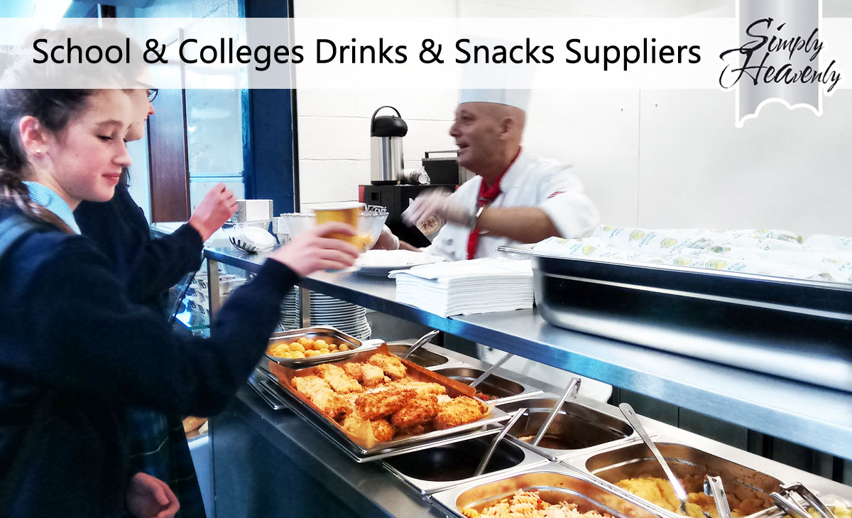 School & Colleges Drinks & Snacks Suppliers