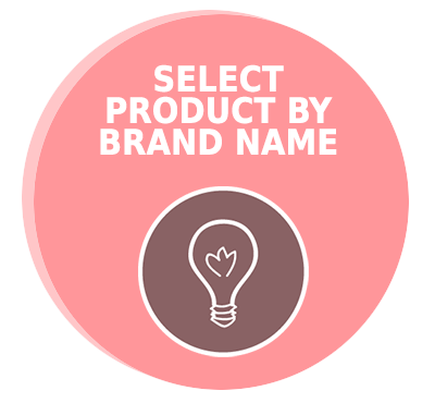 Select Product By Brand Name