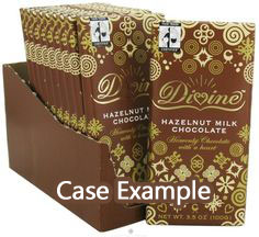 divine chocolate in case pack wholesale example