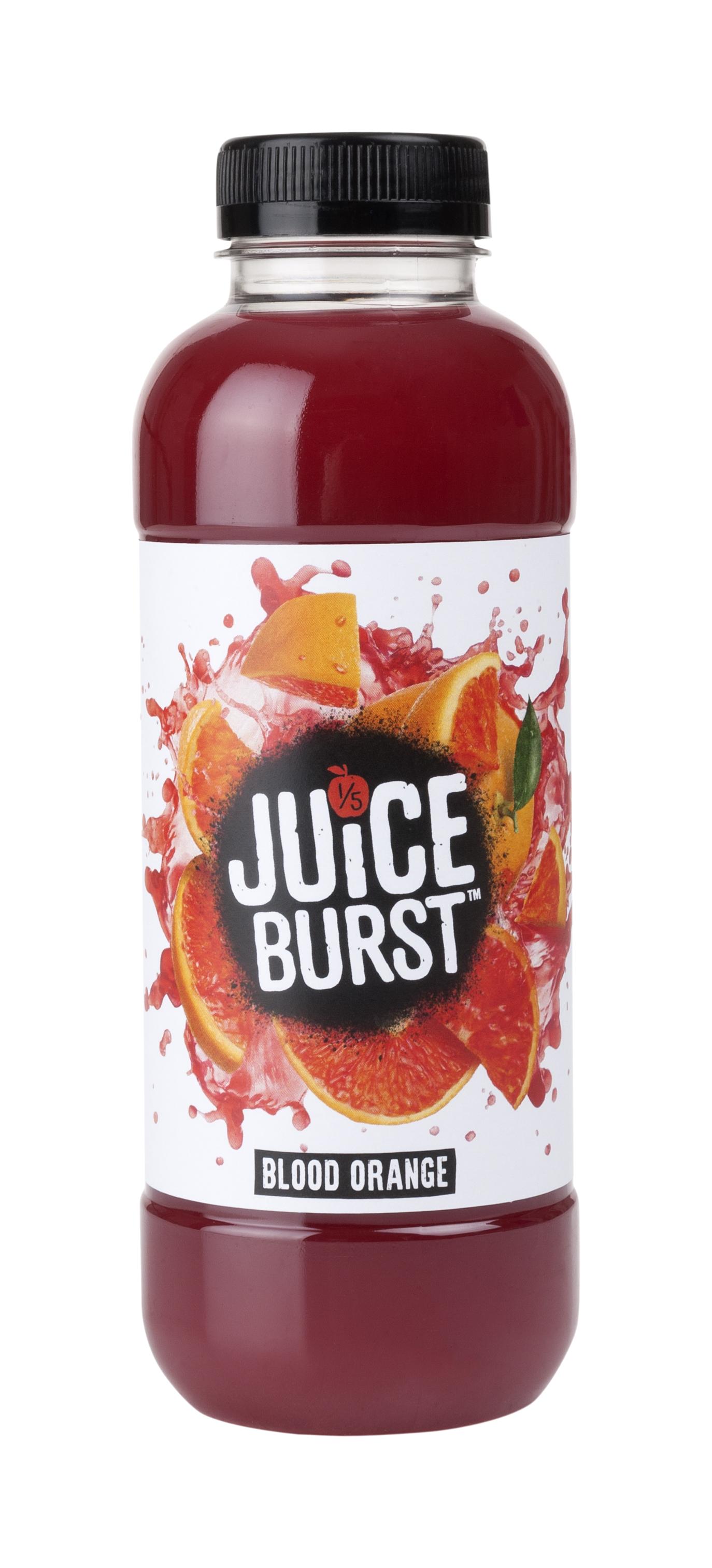 Juice Burst Blood Orange 12 X 500ml